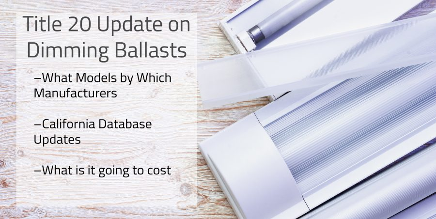 Are You Compliant with New Lighting Control Regulations?