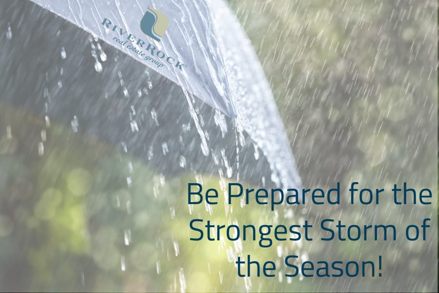 Be Prepared for the Strongest Storm of the Season