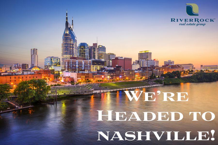 We're Headed to Nashville!