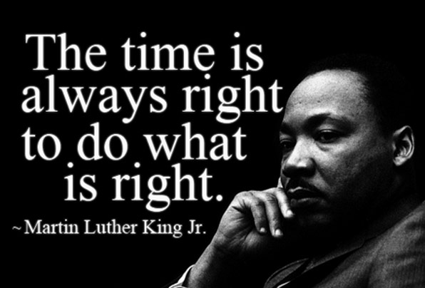 Honoring Dr. Martin Luther King Jr.
