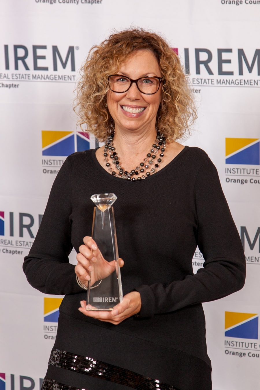 RockStar Wins Big at IREM Orange County Annual Awards