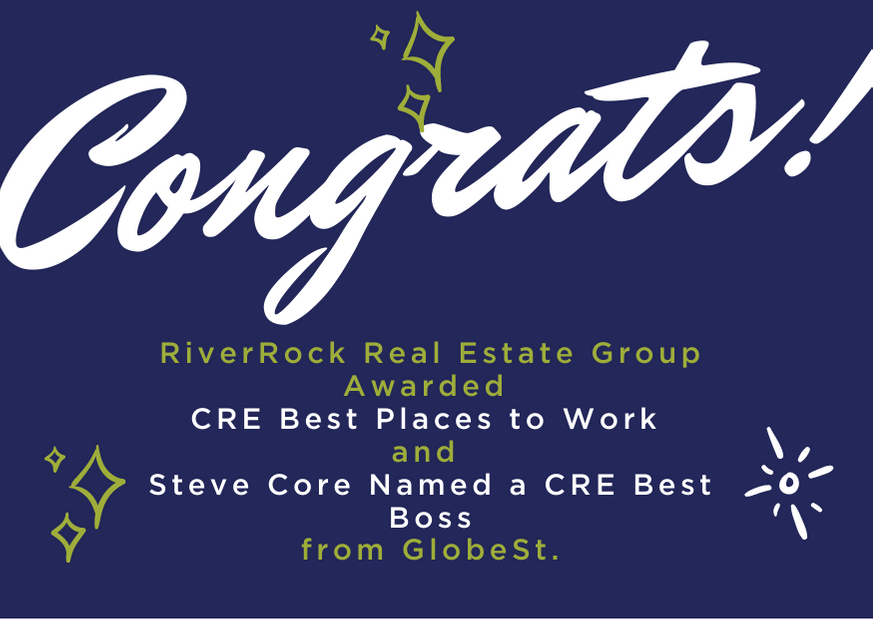 RREG Awarded CRE Best Places to Work and Steve Core Named a CRE Best Boss for 2021 by Real Estate Forum
